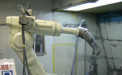 塗装ロボット